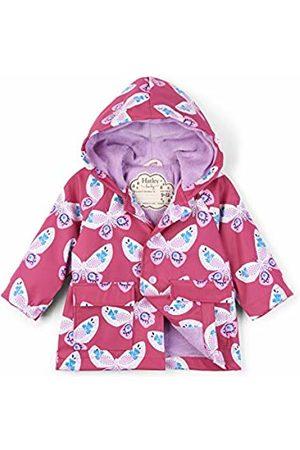 Hatley Baby Girls' Printed Raincoats (Decorative Butterflies)