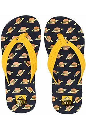 4877063fd0d86 Reef Boys  Kids Ahi Flip Flops .