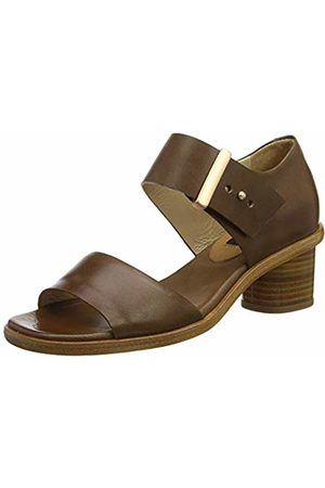 Neosens Women's S970 Restored Skin Cuero/Tintilla Open Toe Sandals 6 UK