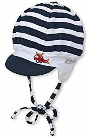 Sterntaler Baby Boys' Peaked Cap (Marine 300)