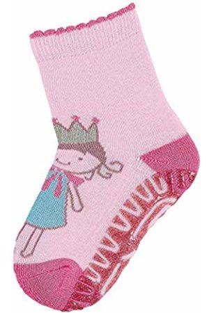 Sterntaler Baby Girls' Chaussettes AntidÃrapantes Avec Paillettes Air Princesse Calf Socks