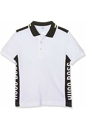 HUGO BOSS Boy's Polo Manches Courtes Shirt 5 Years (Size: 05A)