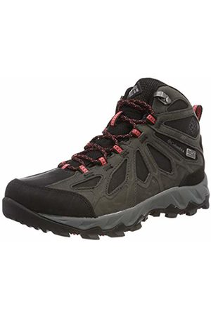 Columbia Women's Lincoln Pass MID LTR Outdry High Rise Hiking Boots, ( Camelhia 010)