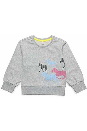 Esprit Kids Girls Sweatshirt Silber (Heather 223)