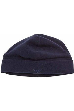 Trigema Men's Beanie Blau (navy 046) Large