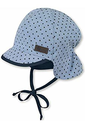 Sterntaler Boy's Cap with Visor and Neck Protection