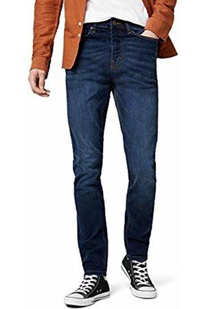 find. Wash Straight Jeans, Indigo 1