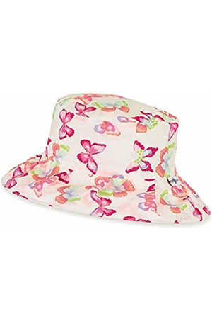 Sterntaler Baby Girls' Fishing hat (Weiss 500)