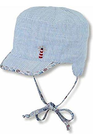 Sterntaler Baby Boys' Peaked Cap, Reversible
