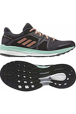adidas Women Shoes - Women's Supernova Sequence 9 Running Shoes, (Utility /Tech Rust Metallic/Easy )