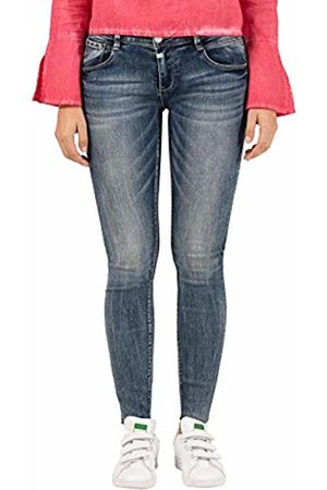 Timezone Women's Tight Trishtz Skinny Jeans, (Strong Vintage wash 3376)