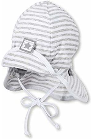 Sterntaler Baby Boys' Cap with Visor and Neck Protection 500