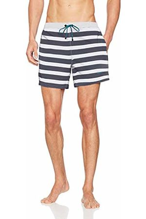 HUGO BOSS Men's Scorpionfish Swim Trunks, (Open 121)