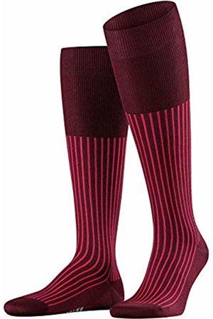 Falke Men's Oxford Stripe Knee-High Socks)