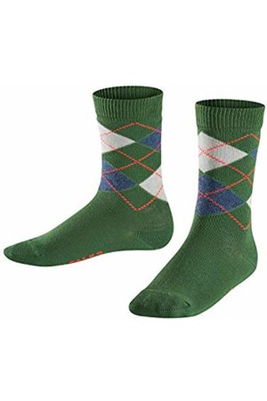 Falke Boy's Classic Argyle Calf Socks)