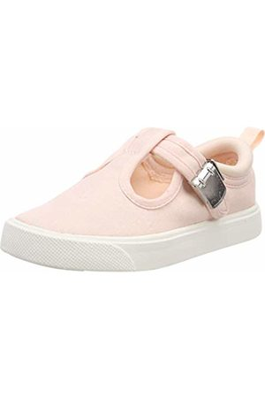 Clarks Girls' City Spark T Low-Top Sneakers, ( -)