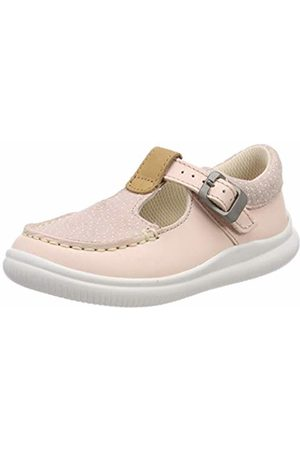 cbc272752a5 Clarks Girls  Cloud Rosa T Low-Top Sneakers