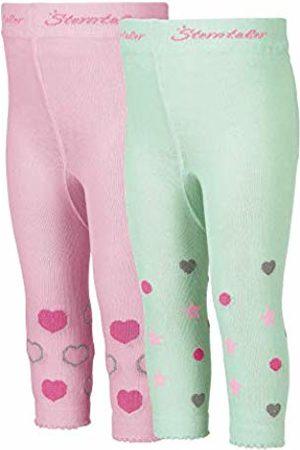 Sterntaler Girl's Leggings 2 Pack Warmers