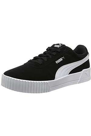 d809926ac20 Puma Women s Carina Low-Top Sneakers
