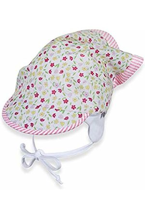 Sterntaler Baby Girls' Headscarf Hat
