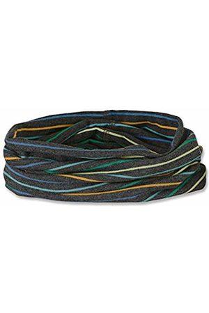 Sterntaler Baby Boys' magic scarf (Asphalt 574) 1 (Size:1)