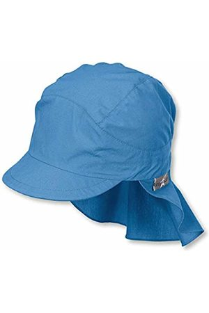 Sterntaler Boy's Sun hat with Neck Protection (Samtblau 399)