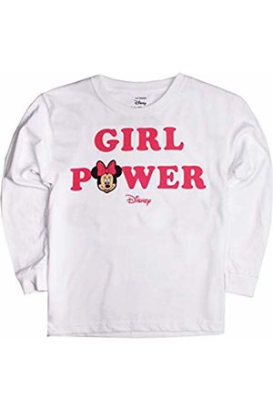 Disney Minnie Mouse-Girl Power Long Sleeve Top