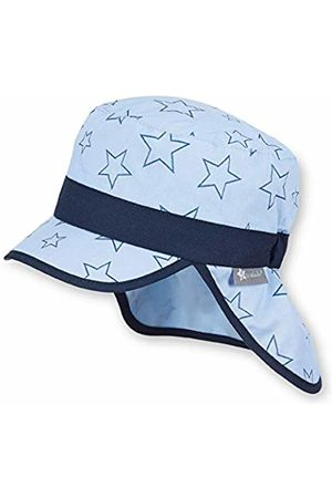 Sterntaler Boy's Cap with Visor and Neck Protection (Himmel 325)