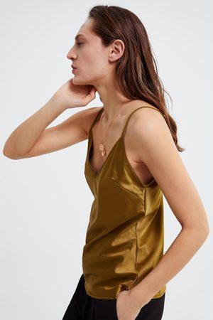 Zara Premium camisole top