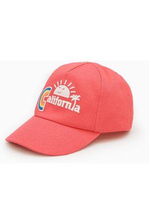 Zara 'california' embroidery cap