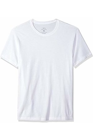 Armani Men's Pima Small Logo T-Shirt, ( 1100)
