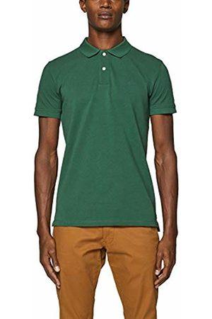 Esprit Men's 999ee2k803 Polo Shirt, (Dark 300)