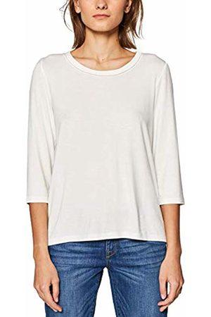 Esprit Women's 029EE1K017 Longsleeve T-Shirt, ( 110)