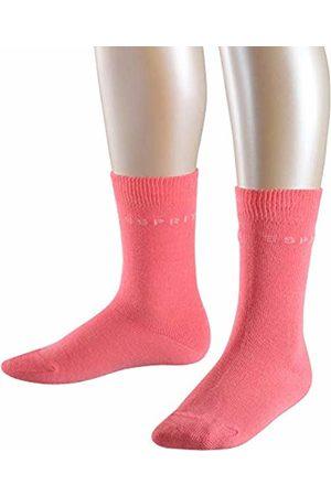 Esprit Girl's Foot Logo Calf Socks)