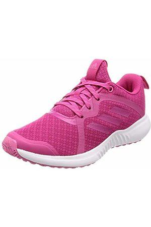 adidas Unisex Kids' Fortarun X K Running Shoes Real Magenta/Semi Solar /FTWR