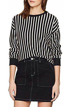 New Look Women's Vertical Stripe 6106603 Jumper, ( Pattern 9)