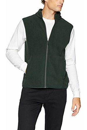 Amazon Men's Standard Full-Zip Polar Fleece Vest
