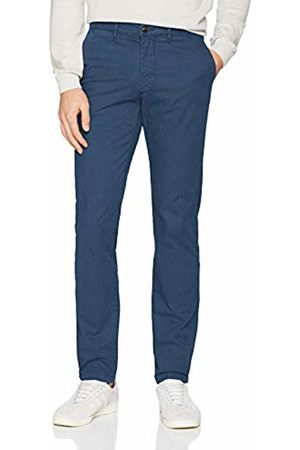CORTEFIEL Men's Franq Chino Slim Print Tracksuit Bottoms