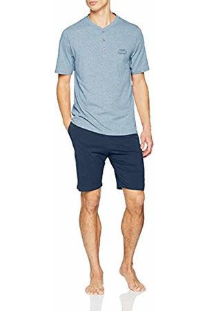 ATHENA Men's Chine Pyjama Set