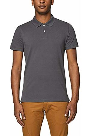 Esprit Men's 999ee2k803 Polo Shirt, (Dark 020)