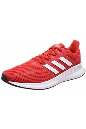 adidas Men's Runfalcon Running Shoes, Rosso Active /FTWR /Core