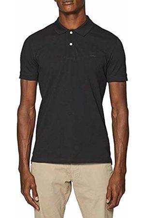 Esprit Men's 999ee2k803 Polo Shirt, ( 001)