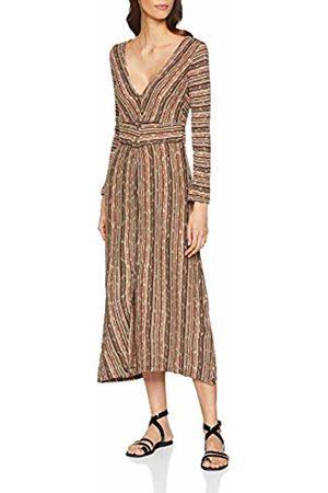 Springfield Women's Franq.Vestido Estructura Dress