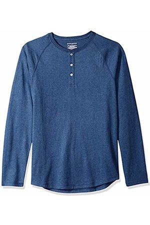 Amazon Essentials Men's Slim-Fit Long-Sleeve Henley T-Shirt