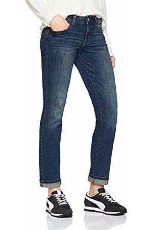 Tom Tailor (NOS) Women's Slim Fit Jeans Alexa, Gewaschen (Dark Stone Wash Deni 10282)