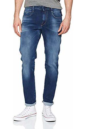 Replay Men's Anbass Slim Jeans, (Medium 9)