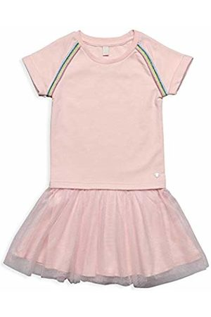 Esprit Kids Girl's Knit Dress (Pearl Rose 309)