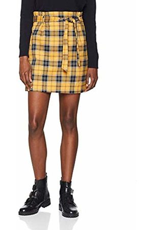 64f7d7dd0d9c Buy Yellow Women's mini skirts Online | FASHIOLA.co.uk | Compare & buy
