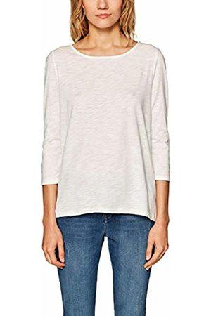 Esprit Women's 019EE1K033 Longsleeve T-Shirt, ( 110)