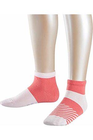 Esprit Girl's Colour Block Ankle Socks)